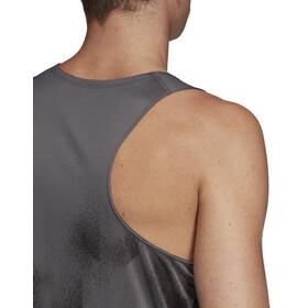 adidas Sub 2 Koszulka do biegania bez rękawów Mężczyźni, gresix/black